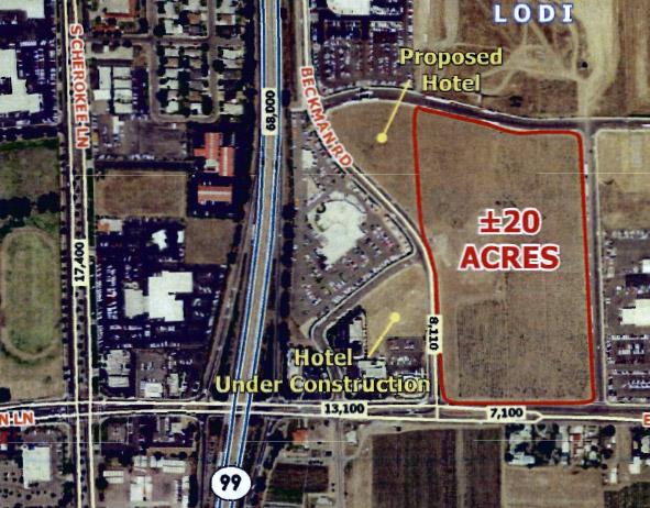 Geweke Properties Lodi Ca